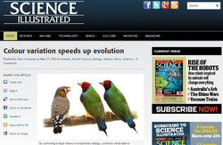 Science Illustrated article